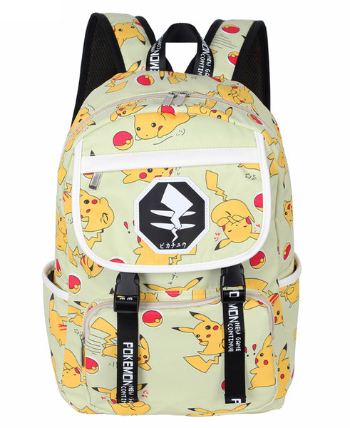 Pikachu Bag Backpack Super Anime Store
