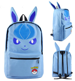 Pokemon Glaceon Backpack Bag