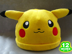 Pokemon Pikachu Cosplay Hat