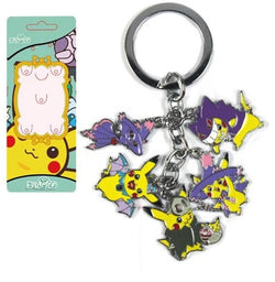 Pikachu Keychain - Super Anime Store FREE SHIPPING FAST SHIPPING USA
