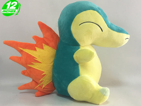 Cyndaquil Plush Doll - Super Anime Store FREE SHIPPING FAST SHIPPING USA