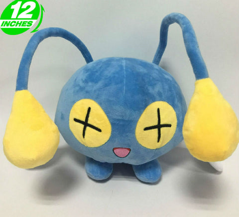 Chinchou 12 Inches Plush Doll - Super Anime Store FREE SHIPPING FAST SHIPPING USA
