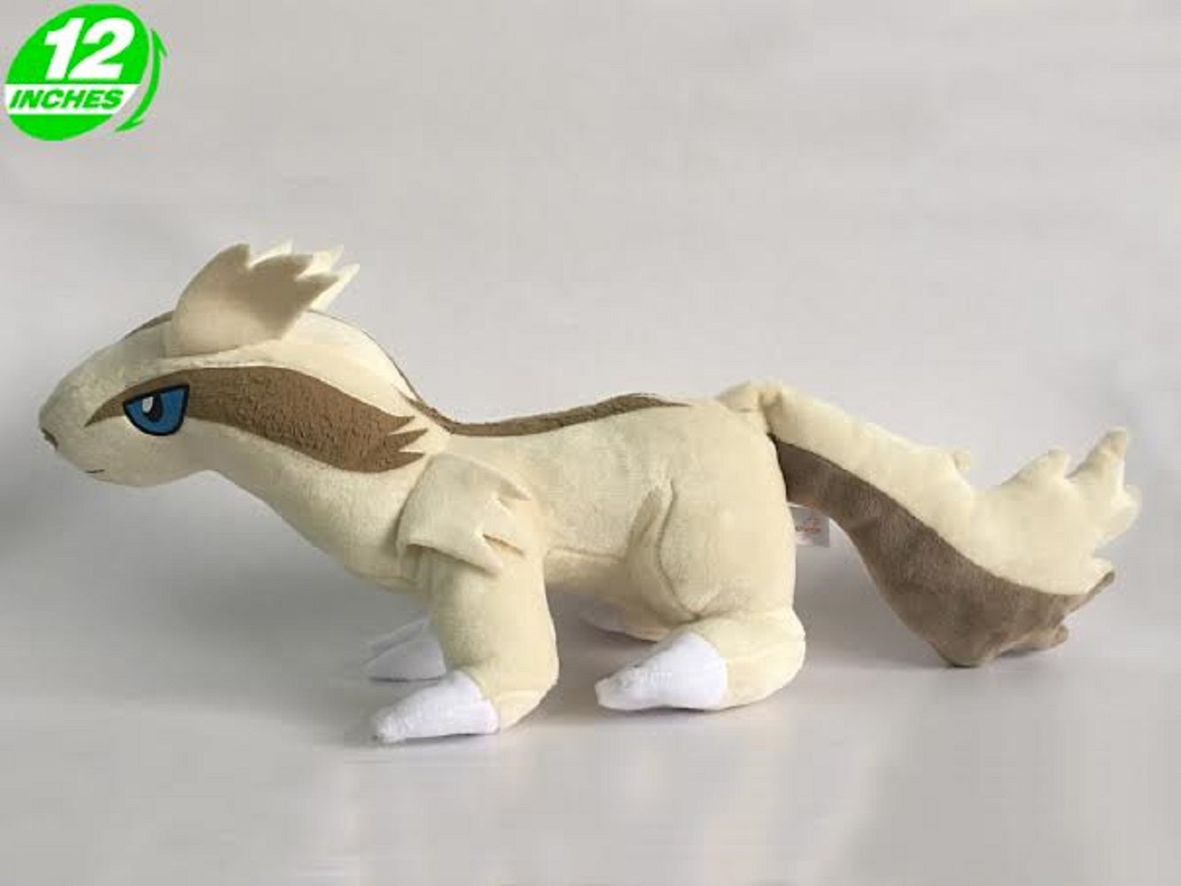 Linoone Plush Doll - Super Anime Store FREE SHIPPING FAST SHIPPING USA