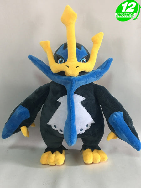 Pokemon Empoleon Plush Doll Super Anime Store