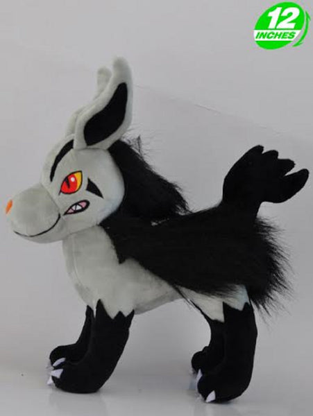 Pokemon Mightyena Plush Doll Super Anime Store Pokemon