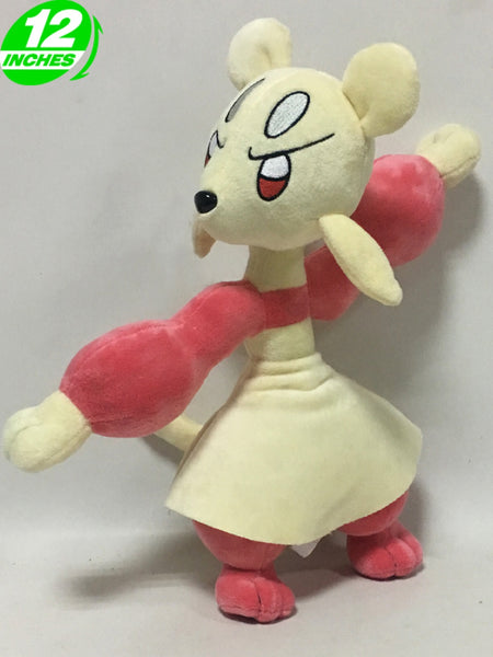 Pokemon Mienfoo Plush Doll Super Anime Store