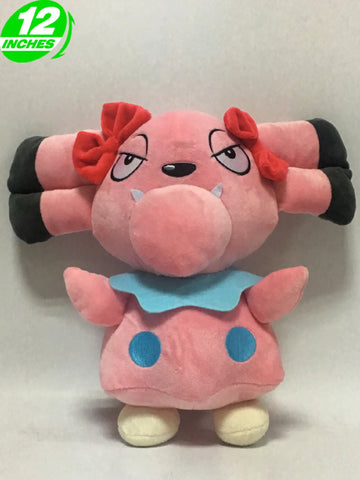 Snubbull Plush Doll - Super Anime Store FREE SHIPPING FAST SHIPPING USA