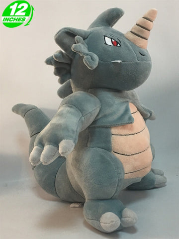 Pokemon Rhydon Plush Doll