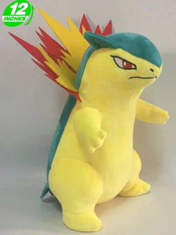 Typhlosion Plush Doll - Super Anime Store FREE SHIPPING FAST SHIPPING USA