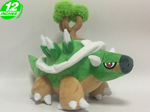 Pokemon Torterra Plush Doll Super Anime Store