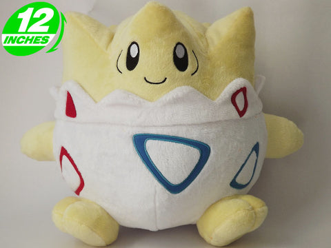 Togepi Plush Doll - Super Anime Store FREE SHIPPING FAST SHIPPING USA