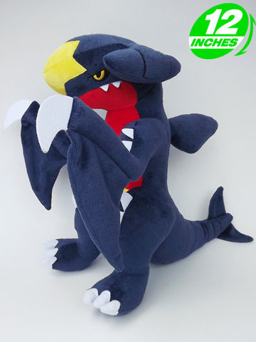 Garchomp Plush Doll - Super Anime Store FREE SHIPPING FAST SHIPPING USA