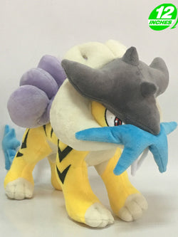 Pokemon Raikou Plush Doll