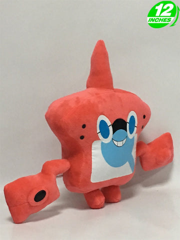 Super Anime Store Pokemon Pokedex Plush Doll