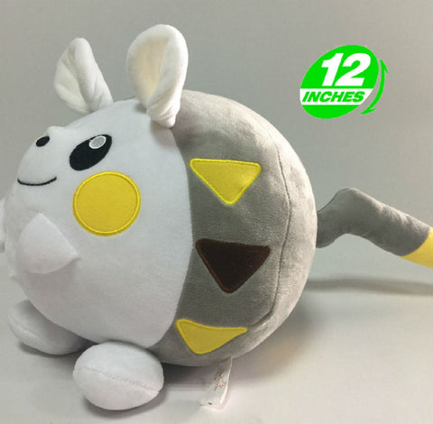 Togedemaru Plush Doll - Super Anime Store FREE SHIPPING FAST SHIPPING USA
