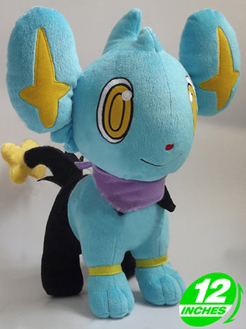 Shinx Plush Doll - Super Anime Store FREE SHIPPING FAST SHIPPING USA