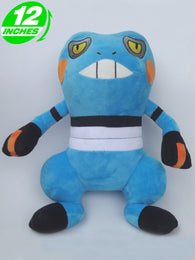 Pokemon Croagunk Plush Doll Super Anime Store Pokemon