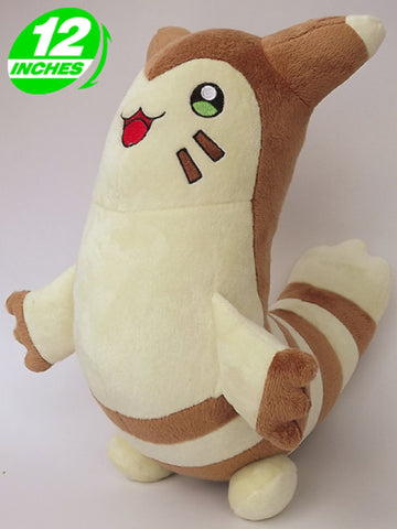 Furret Plush Doll 12 Inches - Super Anime Store FREE SHIPPING FAST SHIPPING USA