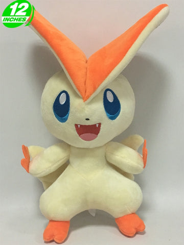 Victini Plush Doll - Super Anime Store FREE SHIPPING FAST SHIPPING USA