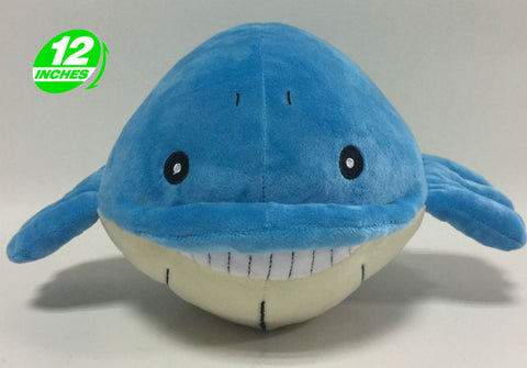 Wailmer Plush Doll - Super Anime Store FREE SHIPPING FAST SHIPPING USA