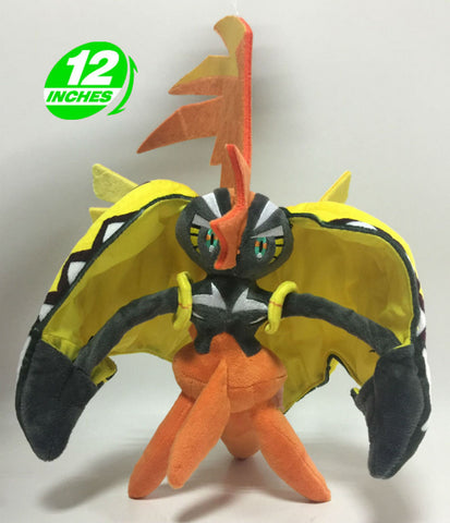 Tapu Koko Plush Doll - Super Anime Store FREE SHIPPING FAST SHIPPING USA