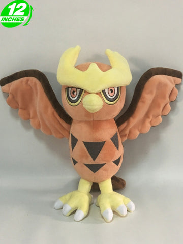 Noctowl Plush Doll - Super Anime Store FREE SHIPPING FAST SHIPPING USA