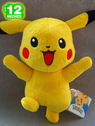 Pikachu Plush Doll - Super Anime Store FREE SHIPPING FAST SHIPPING USA
