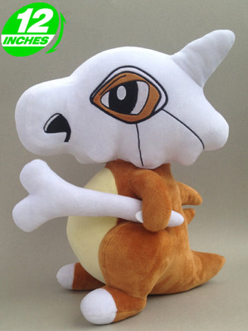 Cubone Plush Doll - Super Anime Store FREE SHIPPING FAST SHIPPING USA