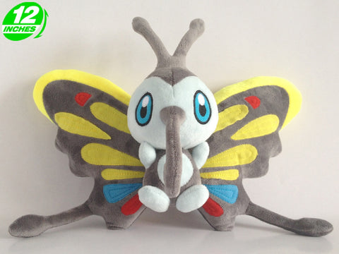 Beautifly Plush Doll - Super Anime Store FREE SHIPPING FAST SHIPPING USA