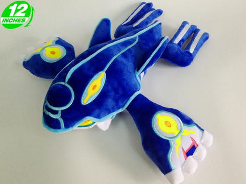Primal Kyogre Plush Doll - Super Anime Store FREE SHIPPING FAST SHIPPING USA