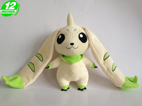 Digimon Terriermon Plush Doll - Super Anime Store FREE SHIPPING FAST SHIPPING USA