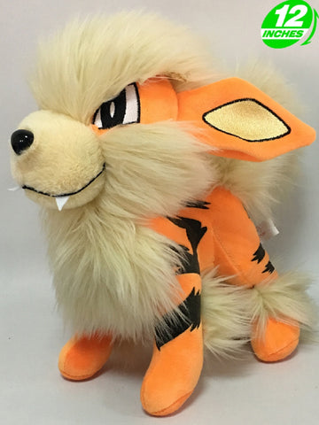 Arcanine Plush Doll - Super Anime Store FREE SHIPPING FAST SHIPPING USA