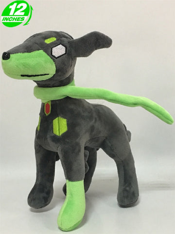 Zygarde 10% Forme Plush Doll - Super Anime Store FREE SHIPPING FAST SHIPPING USA