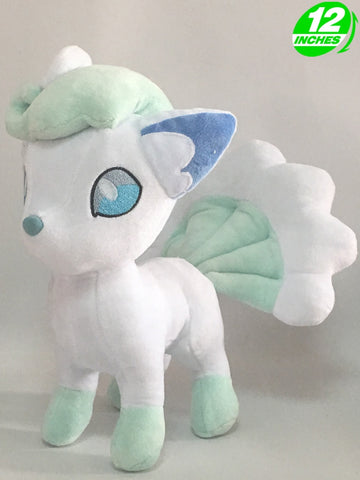 Super Anime Store Pokemon Alola Vulpix Plush Doll Plush