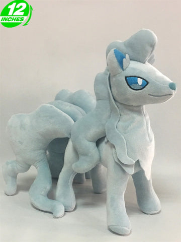Super Anime Store Pokemon Alolan Ninetales Plush Doll