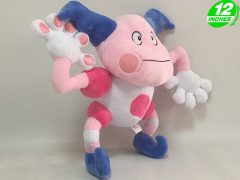 Mr. Mime Plush Doll - Super Anime Store FREE SHIPPING FAST SHIPPING USA