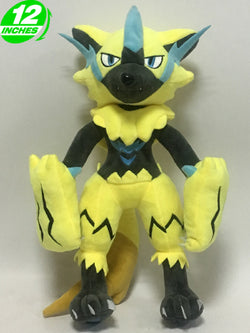 Pokemon Zeraora Plush Doll Super Anime Store