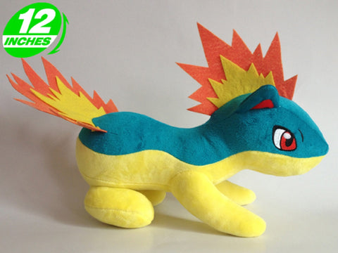 Quilava Plush Doll 12 Inches - Super Anime Store FREE SHIPPING FAST SHIPPING USA