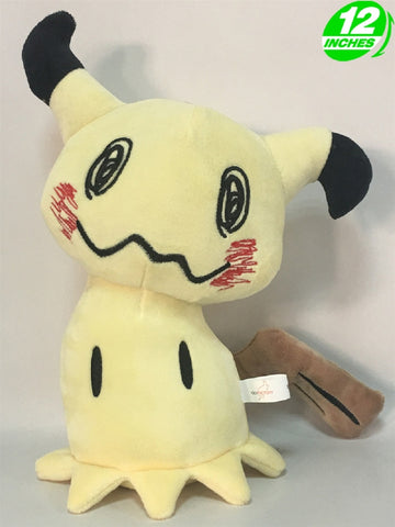 Super Anime Store Pokemon Mimikyu Plush Doll