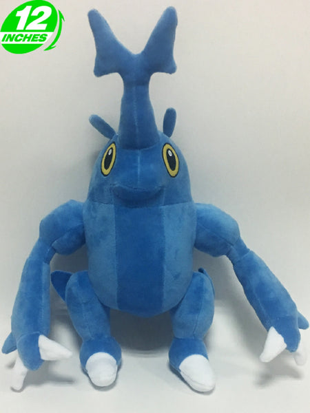 Pokemon Heracross Plush Doll Super Anime Store