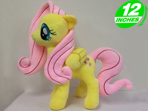 My Little Pony Fluttershy Plush Doll - Super Anime Store FREE SHIPPING FAST SHIPPING USA