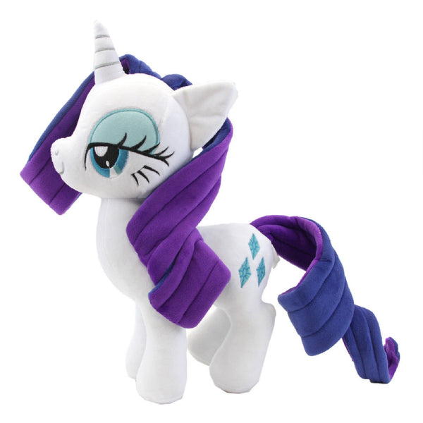 My Little Pony Rarity Plush Doll - Super Anime Store FREE SHIPPING FAST SHIPPING USA