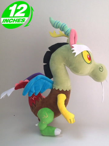 My Little Pony Discord Plush Doll - Super Anime Store FREE SHIPPING FAST SHIPPING USA