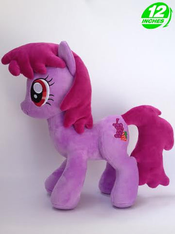 My Little Pony Berry Punch Plush Doll - Super Anime Store FREE SHIPPING FAST SHIPPING USA