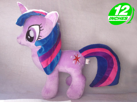 Super Anime Store My Little Pony Twilight Sparkle Plush Doll