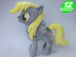 Super Anime Store My Little Pony Derpy Hooves Plush Doll