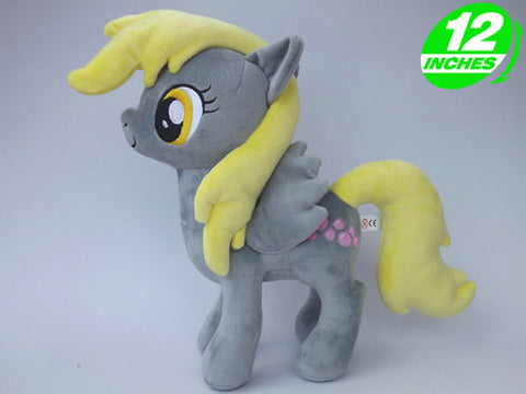My Little Pony Derpy Hooves Plush Doll - Super Anime Store FREE SHIPPING FAST SHIPPING USA