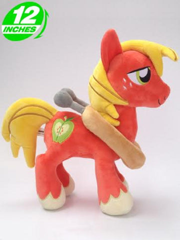 My Little Pony Big Macintosh Plush Doll - Super Anime Store FREE SHIPPING FAST SHIPPING USA