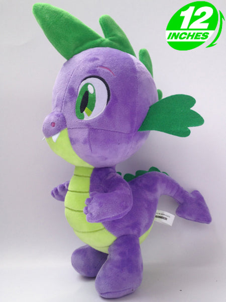 My Little Pony Spike Plush Doll - Super Anime Store FREE SHIPPING FAST SHIPPING USA