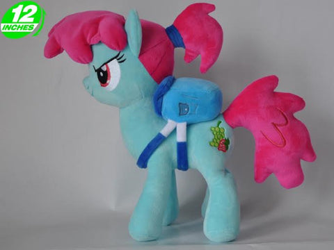 My Little Pony Ruby Splash Plush Doll - Super Anime Store FREE SHIPPING FAST SHIPPING USA